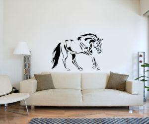 stencil cavallo