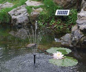 Pompa solare Pk per laghetto