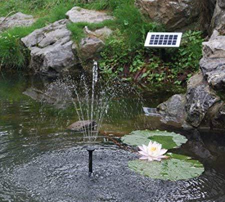 Pompa solare Pk Green per laghetto