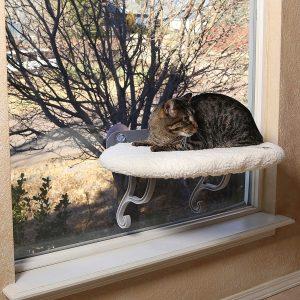 K&H Pet, Cuscino da davanzale per gatto