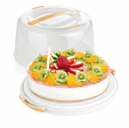 Delicia porta torte refrigerato