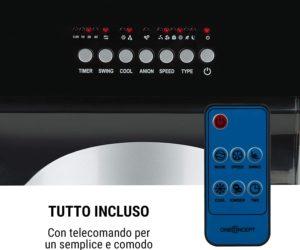 oneConcept Kingcool - Raffrescatore Evaporativo, Ventilatore