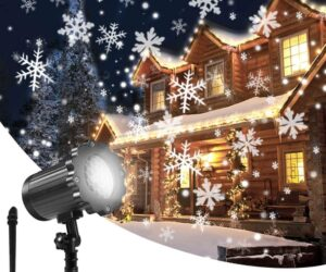 Proiettore Luci Natale Esterno