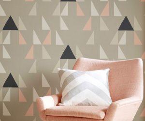 carte da parati geometriche