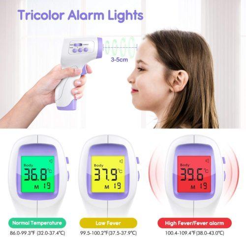 termometri infrarossi kkmier