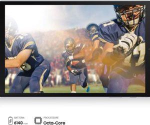 "Samsung Galaxy Tab A 10.1, Tablet, Display 10.1"" WUXGA, 32 GB Espandibili"