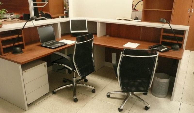 pialt mobili per l'ufficio a Torino